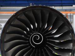 Engine-maker Rolls-Royce has plummeted to a mammoth £4 billion annual loss (Paul Ellis/PA)