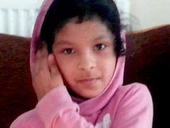 Evha Jannath, 11, died in the tragedy in May 2017 (Family handout/PA)