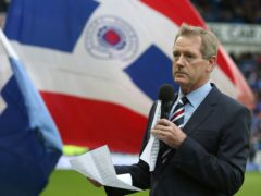 Rangers chairman Dave King is looking forward to the club's Champions League return next season (Andrew Milligan/PA)