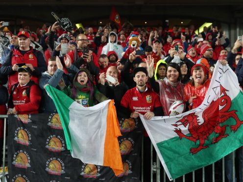 If the Lions tour happens, it will be behind closed doors or in front of small crowds (David Davies/PA0