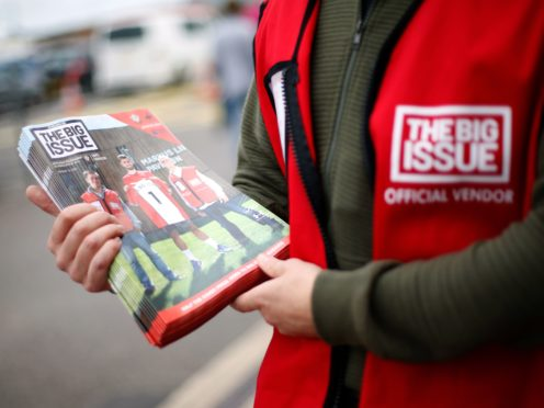 More than 500 vendors across the UK have signed up to the new online subscription page (Paul Harding/PA)