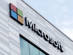 Microsoft's offices in Dublin (Niall Carson/PA)