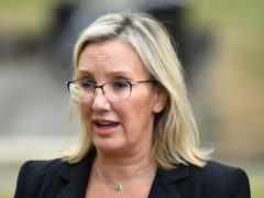 Culture Minister Caroline Dinenage has defended the decision not to introduce a Government-backed insurance scheme for music festivals (Dominic Lipinski/PA)