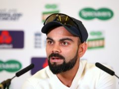 Virat Kohli is refusing to entertain criticism of Indian pitches (Tim Goode/PA)