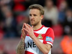 James Coppinger created both goals (Richard Sellers/PA)