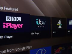 Smart TV manufacturers who fail to make iPlayer prominent and easily accessible could be fined £250,000, according to proposals from the BBC (Nick Ansell/PA)