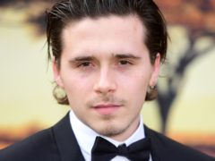 Brooklyn Beckham (Ian West/PA)