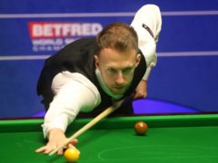 Judd Trump won his fifth ranking title of the season (Nigel French/PA)