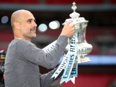 Pep Guardiola's Manchester City side will play Chelsea in the FA Cup semi-finals (Nick Potts/PA).