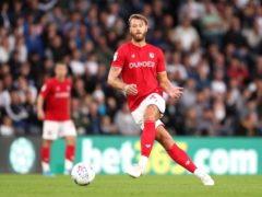 Nathan Baker could return to Bristol City's side against Rotherham (Bradley Collyer/PA)