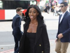 Former Love Island contestant Yewande Biala (Aaron Chown/PA)