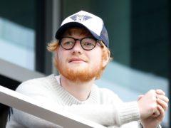 Ed Sheeran (Martin Rickett/PA)