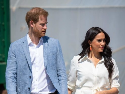 The fallout from the Duke and Duchess of Sussex's interview continues (Yui Mok/PA)