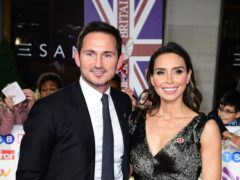 Frank and Christine Lampard have welcomed their second child together (Ian West/PA)