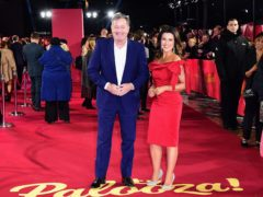 Susanna Reid said Good Morning Britain will be 'very different' but 'shows go on' as she addressed the abrupt departure of her co-host, Piers Morgan (Ian West/PA)