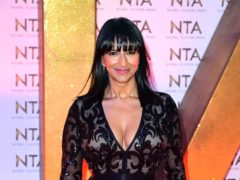 Ranvir Singh is among the celebrities set to take part in the BBC's literary series Between The Covers (Ian West/PA)