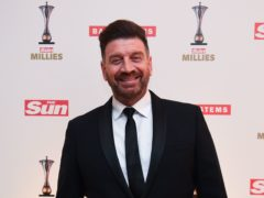 Nick Knowles (Kirsty O'Connor/PA)