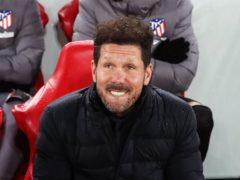 Diego Simeone, pictured, insists Joao Felix has a pivotal role at Atletico Madrid (Peter Byrne/PA)