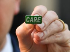 Lord Lilley has come up with proposals to fix the problem of long-term social care funding (Stefan Rousseau/PA)