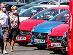 Car dealership firm Lookers former auditor Deloitte is under investigation by the FRC (Peter Byrne/PA)