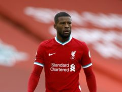 Midfielder Georginio Wijnaldum says Liverpool have to build on their Champions League progress (Phil Noble/PA)