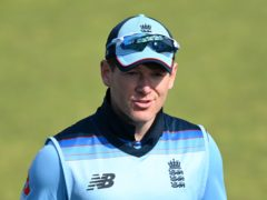 Eoin Morgan is set to lead England in three one-day internationals against India (Shaun Botterill/PA)