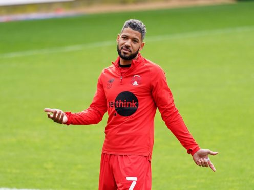 Jobi McAnuff has been given the Leyton Orient job until the end of the season (Tess Derry/PA)