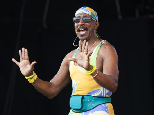 Derrick Evans, also known as Mr Motivator, has called for immediate action to stem the decline in strength and activity among older age groups (Ian West/PA)