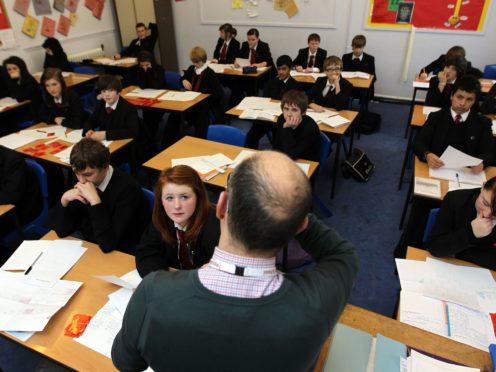 A union has warned of a possible exodus of headteachers (David Davies/PA)