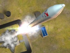 Plans to enable UK spaceflights to 'flourish' while remaining 'safe' will be published on Friday, the Department for Transport said (Lockheed Martin/PA)