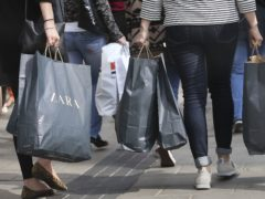 British peoples' positivity about their personal finances over the next 12 months is at its highest point in three years, the GfK index suggests (Philip Toscano/PA)