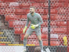 Scott Bain is excited about Celtic's cup campaign (Jeff Holmes/PA)