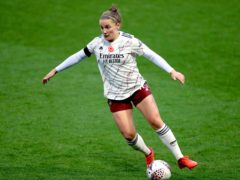 Arsenal captain Kim Little believes better consistency in pay is required across the Women's Super League (Mike Egerton/PA)