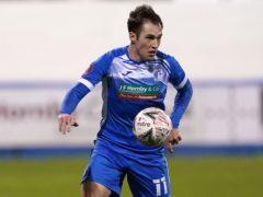 Barrow midfielder Josh Kay hopes to return from illness (Zac Goodwin/PA)