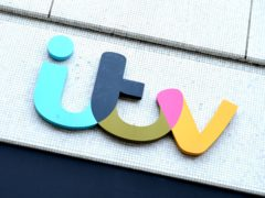 ITV said annual profits slumped by more than a third after the pandemic hit advertising revenues, but said it was seeing a turnaround despite a tough start to 2021 (PA)