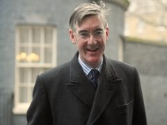 Jacob Rees-Mogg, Leader of the House of Commons (Kirsty O'Connor/PA)