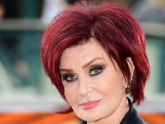 Sharon Osbourne was involved in a heated discussion on US TV over her defence of Piers Morgan (Ian West/PA)