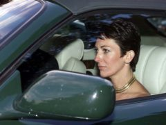 Ghislaine Maxwell is reported to be selling her home in London to raise funds for her legal defence in the US (Chris Ison/PA)