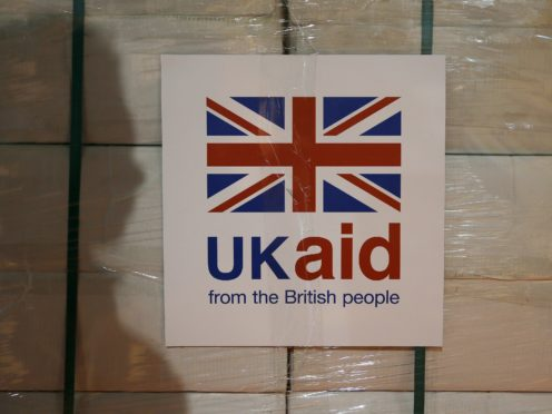 The UK plans to cut aid to some of the world's most conflict-ridden countries by up to two thirds, according to a report (Stefan Wermuth/PA)