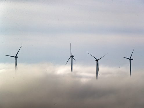 Apprenticeships in sectors like off-shore wind could help meet climate goals and mitigate the impact of the pandemic on young people, according to research by Friends of the Earth (Peter Byrne)
