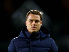 Scott Parker expects Fulham to face a Liverpool side full of fight (Bradley Collyer/PA)