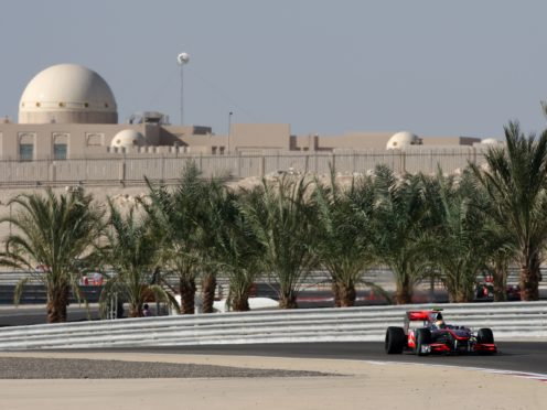 The Bahrain Grand Prix will be staged on March 28 (David Davies/PA)