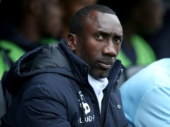 Jimmy Floyd Hasselbaink was pleased with another win (Steve Paston/PA)