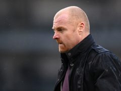 Sean Dyche continues to face a number of injury concerns (Laurence Griffiths/PA)