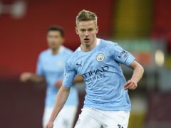 Oleksandr Zinchenko expects Manchester City to bounce back from derby defeat (TIm Keeton/PA)