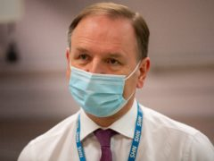 NHS boss Sir Simon Stevens said he expects the health service will be given more money to cope with the costs of Covid-19 (Jacob King/PA)