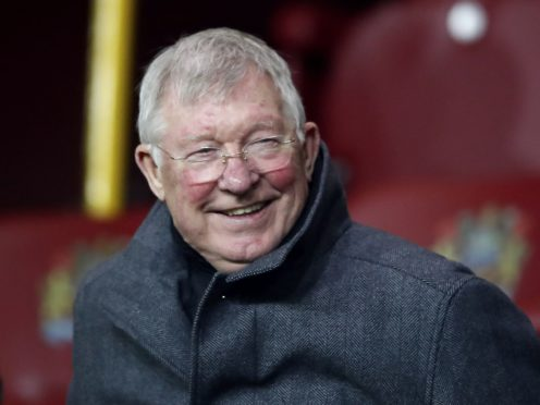 Sir Alex Ferguson has revealed he lost his voice after brain surgery (Martin Rickett/PA)