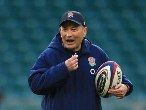 Eddie Jones is fighting for his England future (Adam Davy/PA)