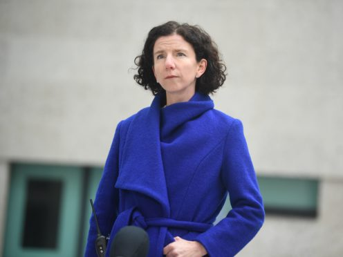 Shadow chancellor Anneliese Dodds said a newly-qualified nurse could be £307 worse off due to the Budget (Victoria Jones/PA)