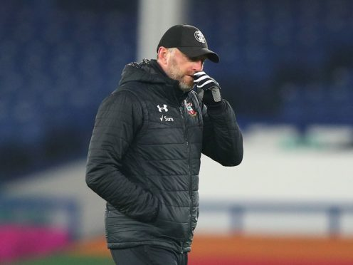Ralph Hasenhuttl's Southampton side fell to another defeat on Monday (Peter Byrne/PA)